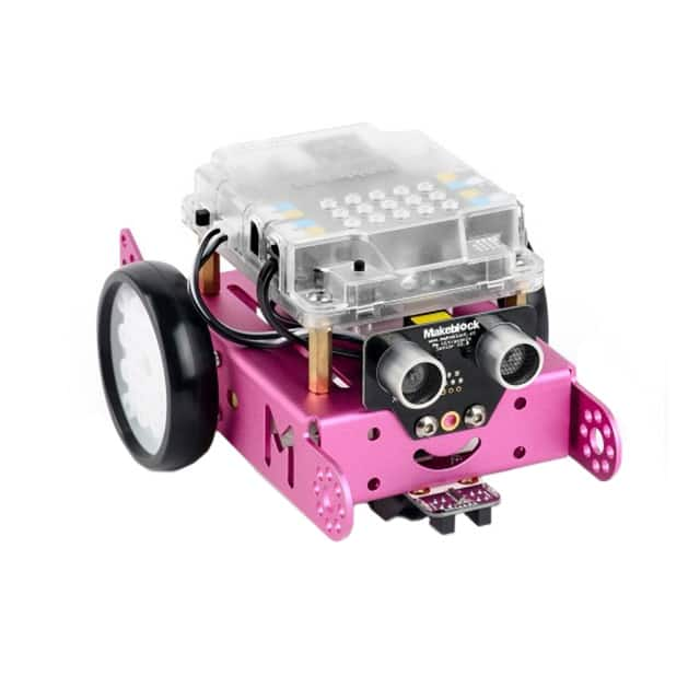 【90107】MBOT V1.1-PINK(BLUETOOTH VERSION