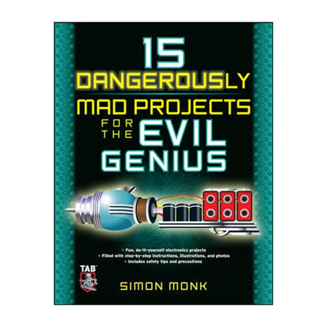 【0071755675】BOOK:15 DANGEROUSLY MAD PROJECTS