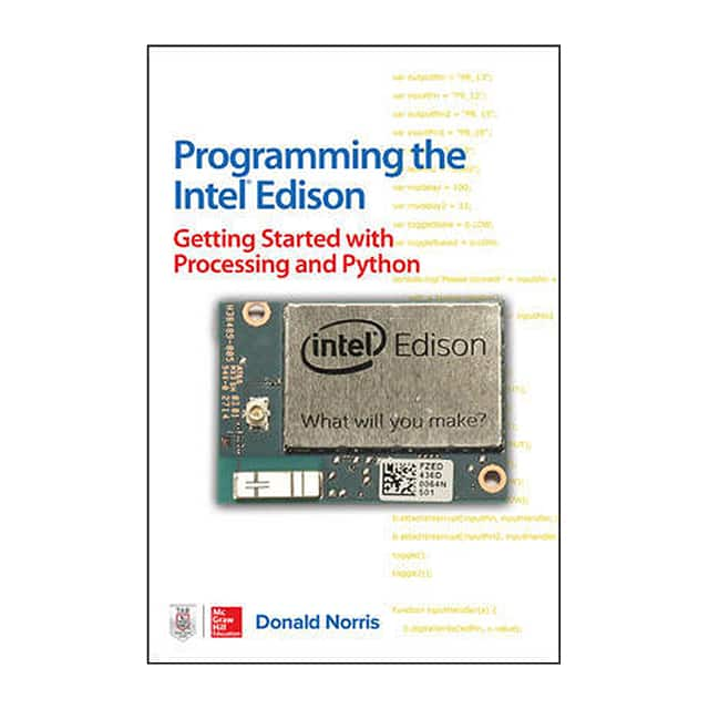 【1259588335】BOOK: PROGRAM THE INTEL EDISON