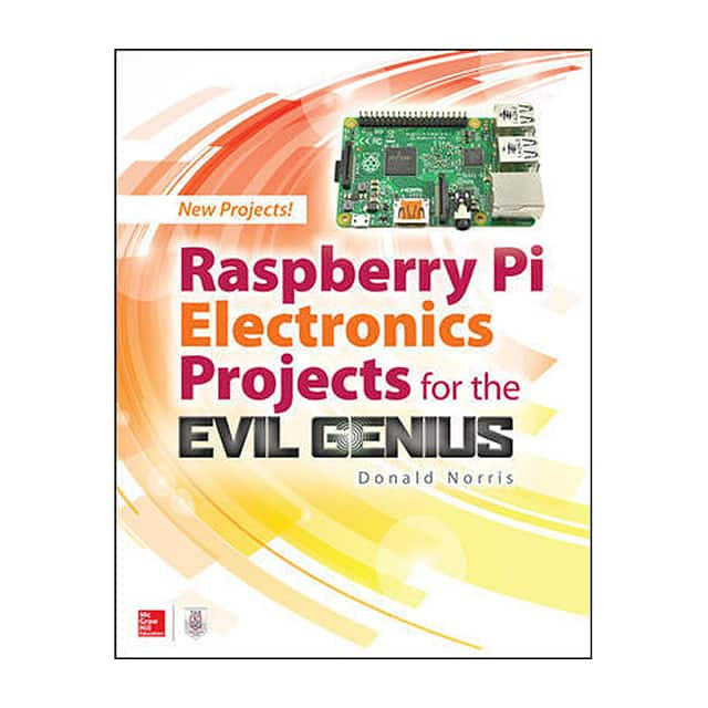【1259640582】BOOK: RASP PI ELECT PROJECTS