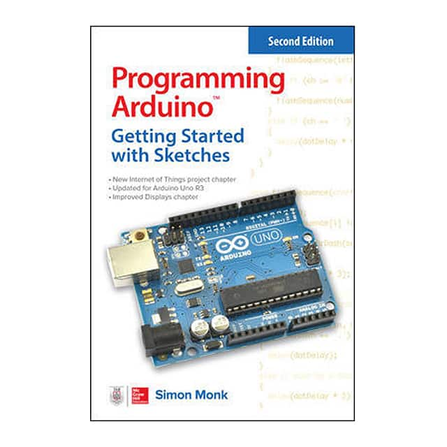 【1259641635】BOOK: PROGRAMMING ARDUINO