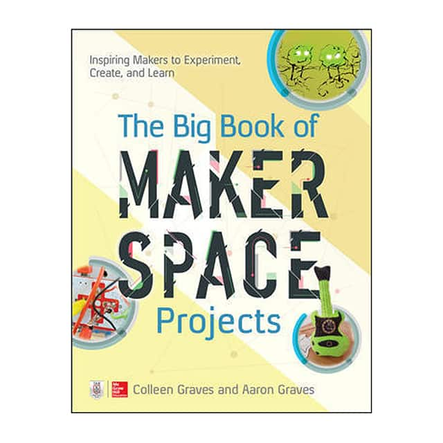 【1259644251】BOOK: BIG BOOK OF MAKERSPACE