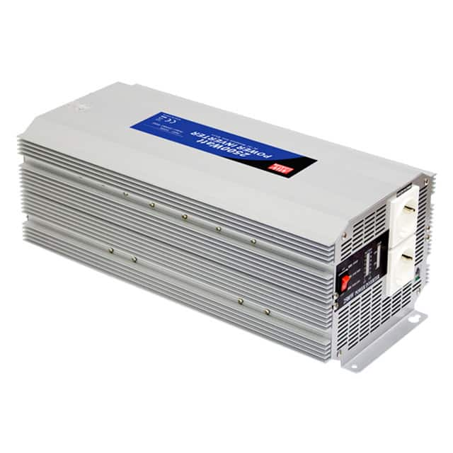 INVERTER 12VDC 2.5KW 2 OUTLET【A301-2K5-B2】