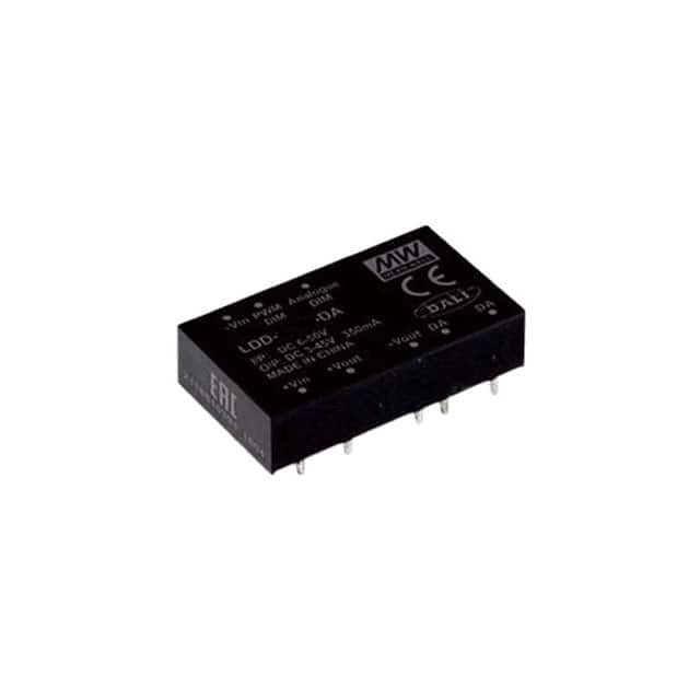 【LDD-350H-DA】LED DRIVERS POWER SUPPLIES 6-50V
