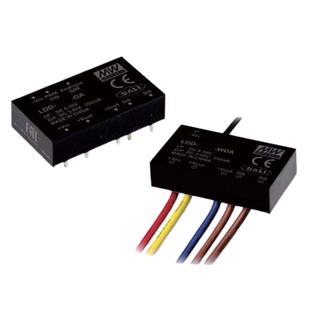 【LDD-350H-WDA】LED DRIVERS POWER SUPPLIES 6-50V