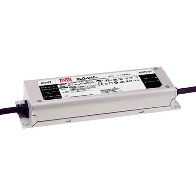 【XLG-240-L-A】240W LED POWER SUPPLY  O/P +178~