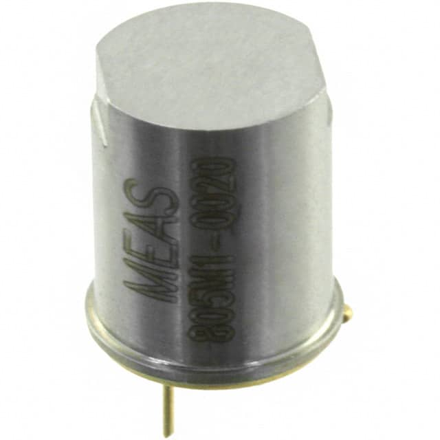 【805M1-0020】ACCELEROMETER 20G ANALOG TO5-3