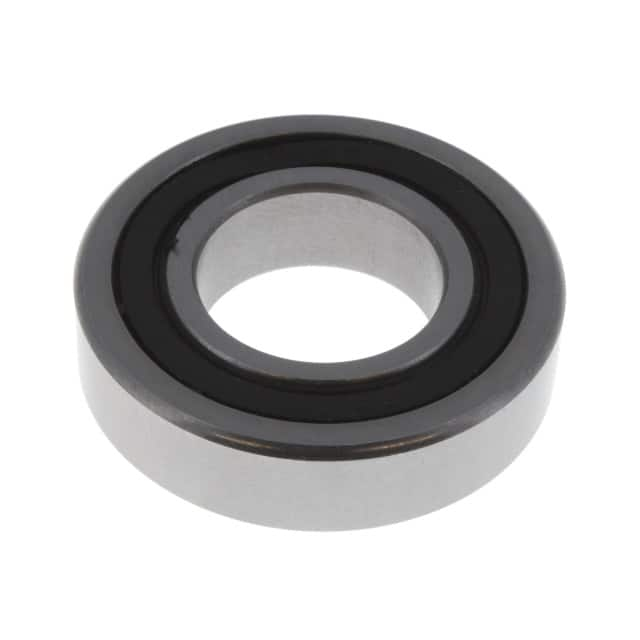 【R16-2RS】BALL BEARING SEALED 1X2X0.5