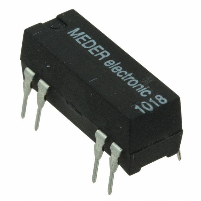 【DIP05-1A72-11D】RELAY REED SPST 1A 5V