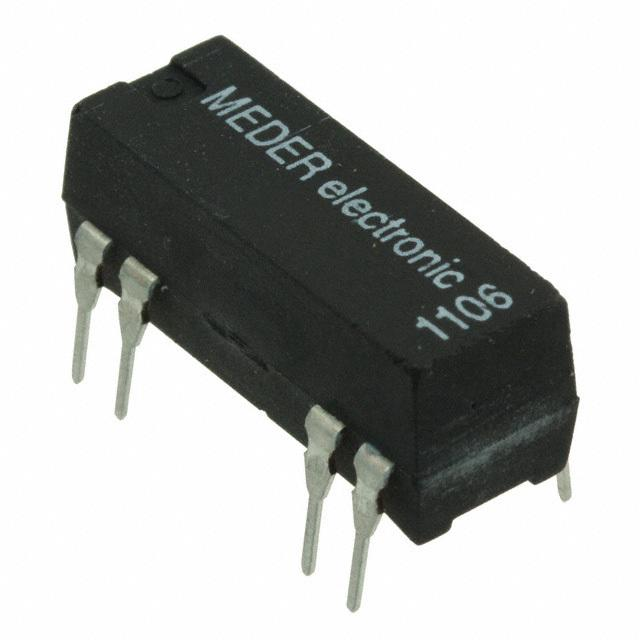 【DIP24-2A72-21D】RELAY REED DPST 1A 24V