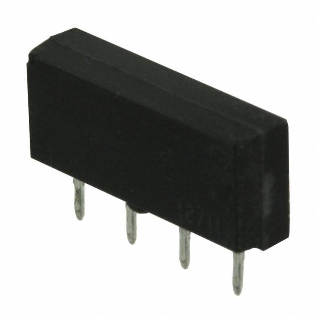 【MS05-1A87-75LHR】RELAY REED SPST 500MA 5V