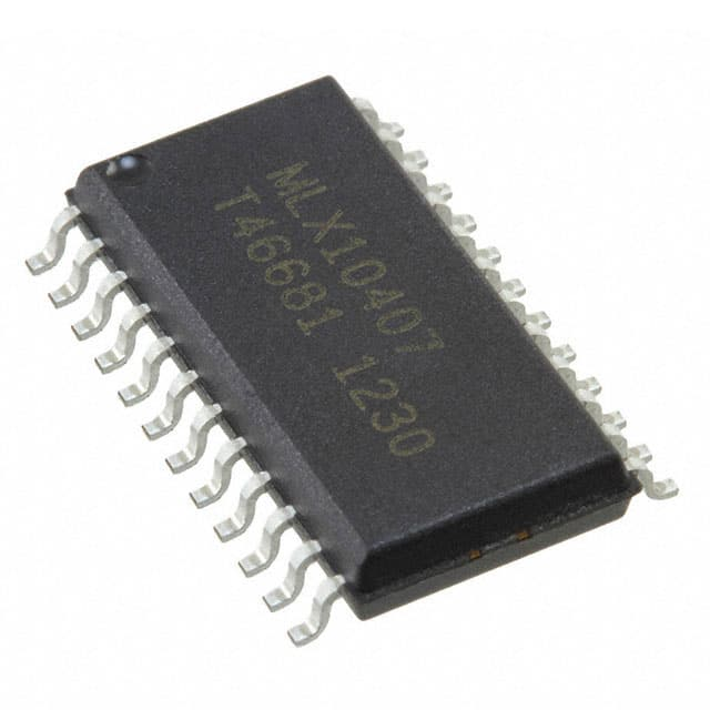 【MLX10407EDF-AAA-000-RE】IC ACTUATOR DVR SRL LINK 24SOIC
