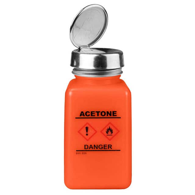 BOTTLE ORANGE ONE-TOUCH 6 OZ【35257】