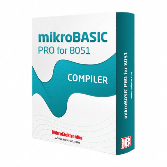 【MIKROE-1452】ACTIVATION MIKROBASIC PRO8051