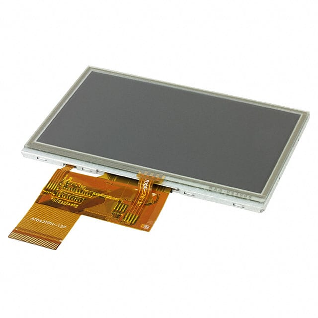 "【MIKROE-1401】DISPLAY TOUCH 4.3"""" TFT 480X272"