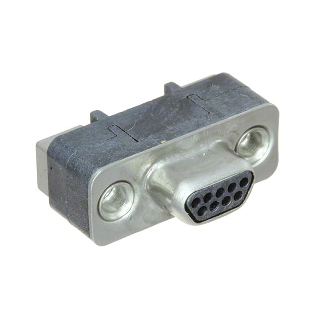 CONN MICRO-D HOUSING PLUG 9POS【0834119110】
