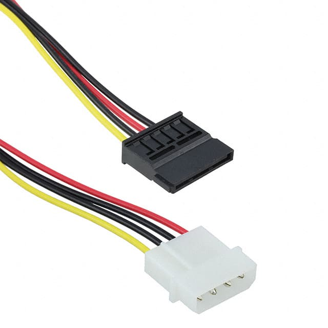 【0887511311】CABLE SATA RECTANG F-M 152.4MM