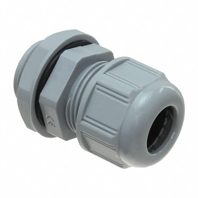 【0936000394】PLAST.CABLE GLAND WITH NUT END G