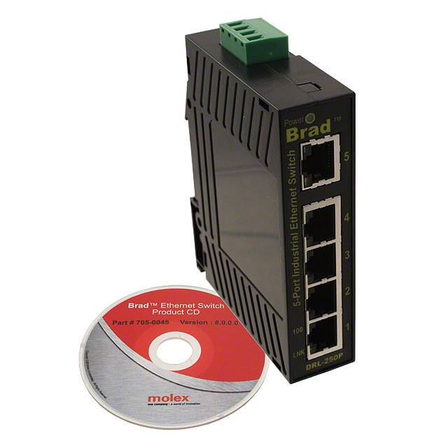 【1120360035】NETWORK SWITCH-UNMANAGED 5 PORT