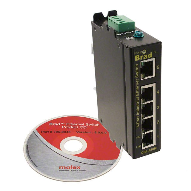 【1120360036】NETWORK SWITCH-UNMANAGED 5 PORT