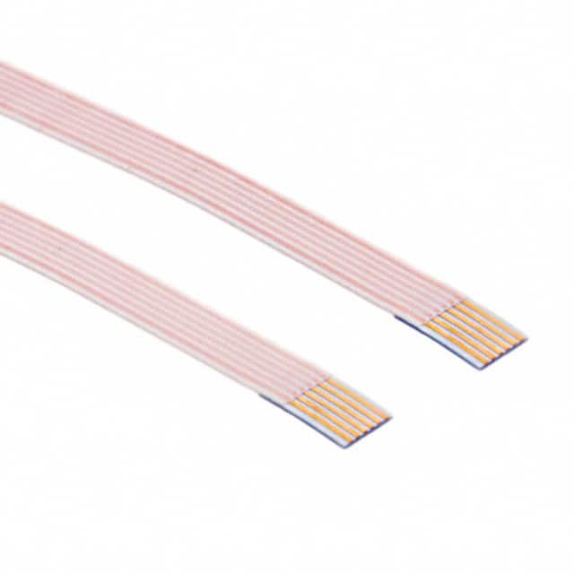 "CABLE FFC 6POS 0.50MM 4""""【0150200057】"