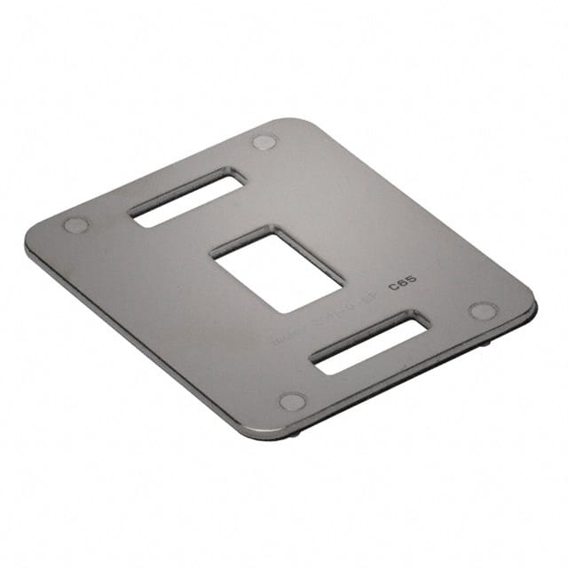 【1051427000】CONN SCKT BACK PLATE FOR LGA2011