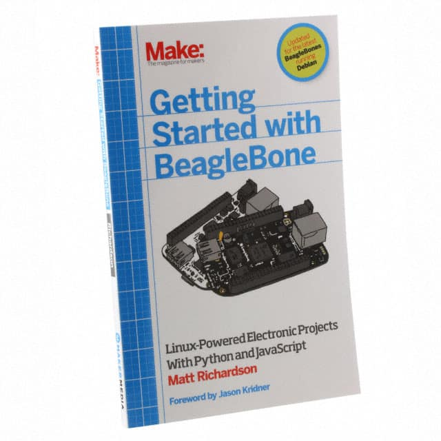 【9781449345372】GETTING STARTED WITH BEAGLEBONE
