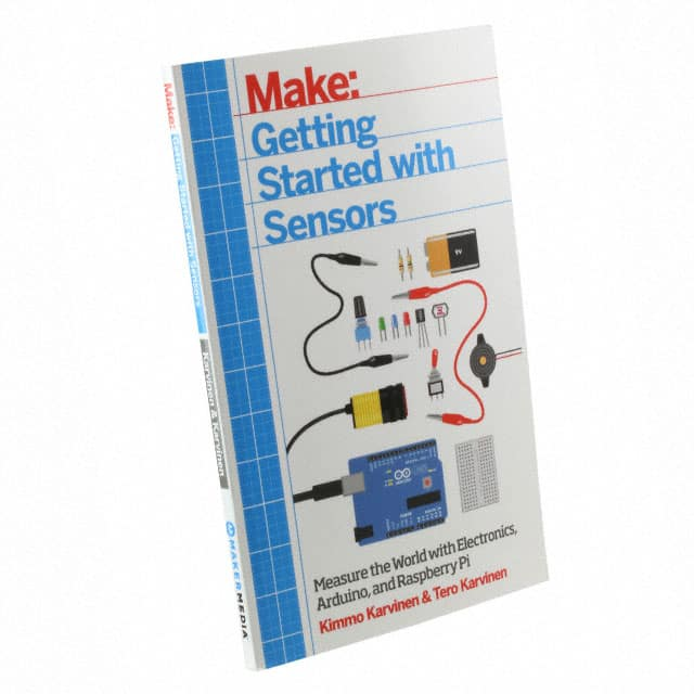 【9781449367084】GETTING STARTED WITH SENSORS