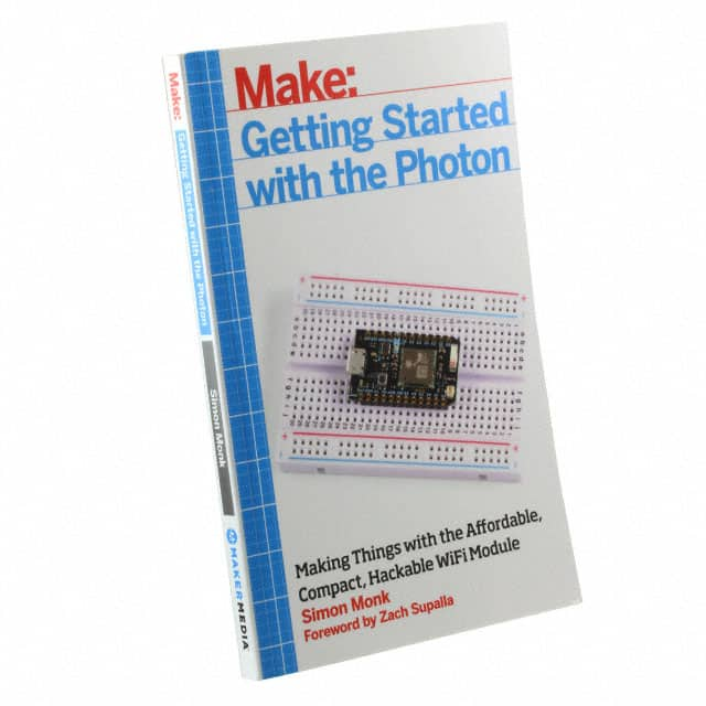 【9781457187018】GETTING STARTED WITH THE PHOTON