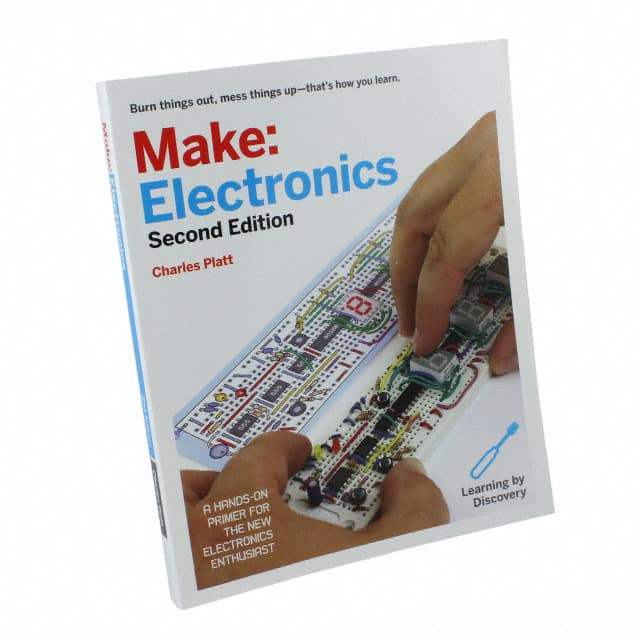 【9781680450262】MAKE: ELECTRONICS (2ND EDITION)