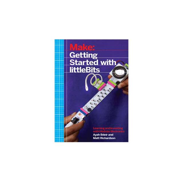 【9781457186707】GETTING STARTED WITH LITTLEBITS