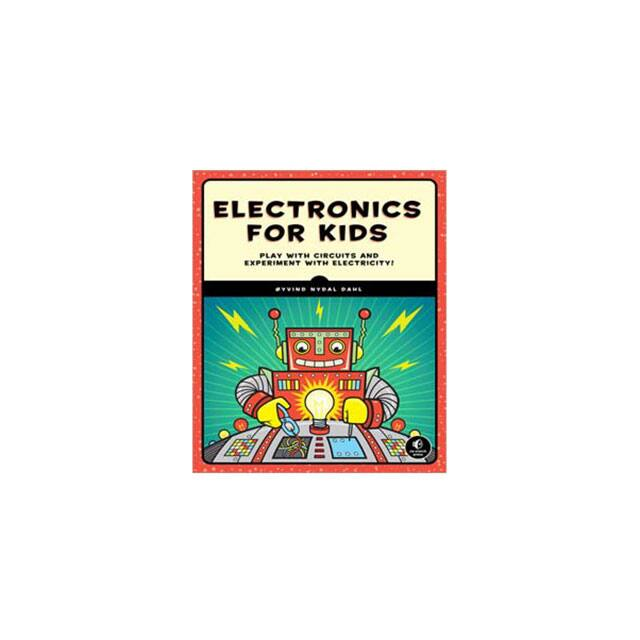 【9781593277253】ELECTRONICS FOR KIDS