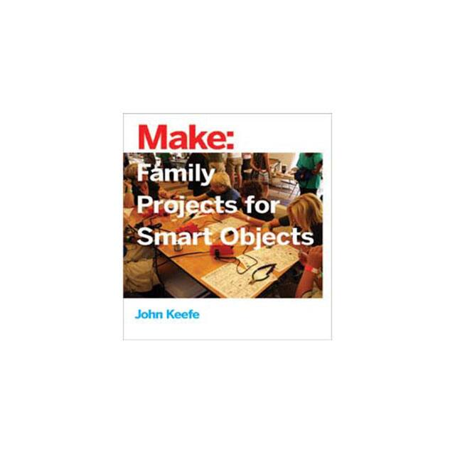 【9781680451238】FAMILY PROJECTS FOR SMART OBJECT