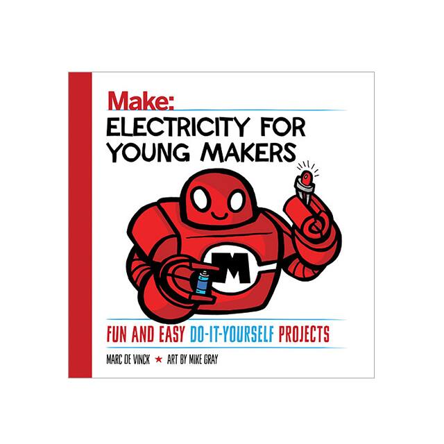 【9781680452860】ELECTRONICS FOR YOUNG MAKERS BY