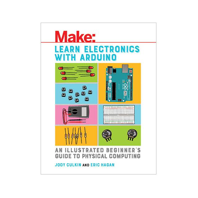 【9781680453744】LEARN ELECTRONICS WITH ARDUINO B