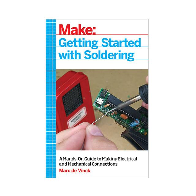 【9781680453843】GETTING STARTED WITH SOLDERING B