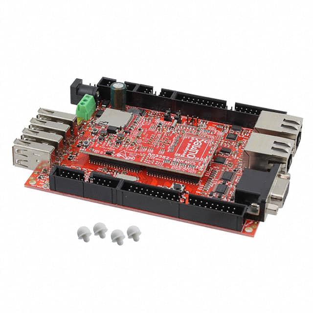 【AM3352-SOM-EVB】MOTHERBOARD FOR SYSTEM ON MODULE