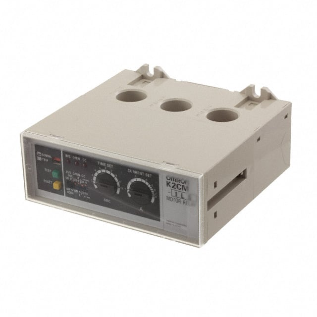 【K2CM-1LS】RELAY MOTOR PROTECTIVE 2-8A