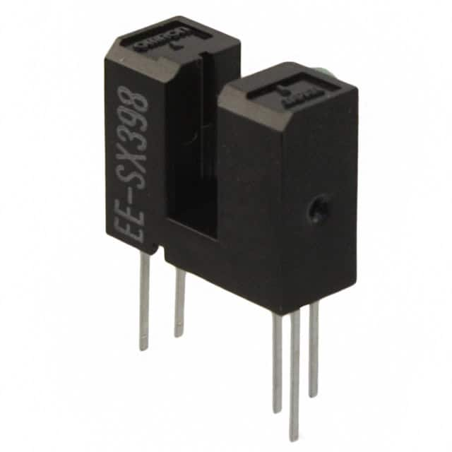 SENSOR OPTO 3MM DARK-ON TRANS【EE-SX398】