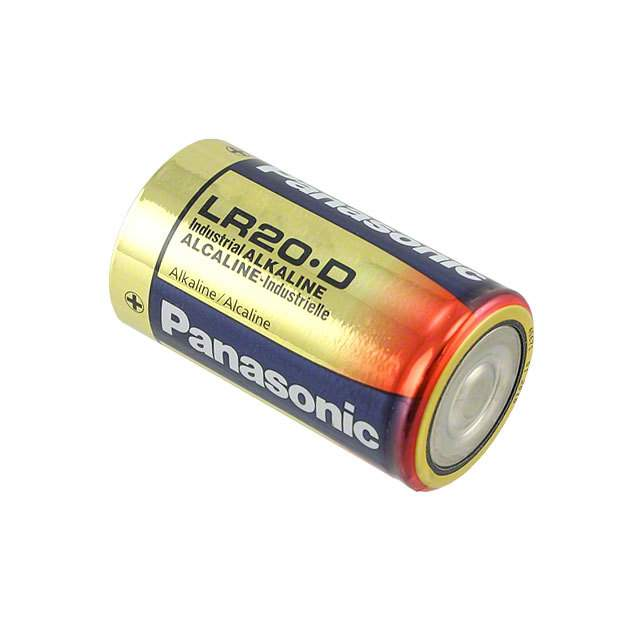 【LR20XWA/BB】BATTERY ALKALINE 1.5V D