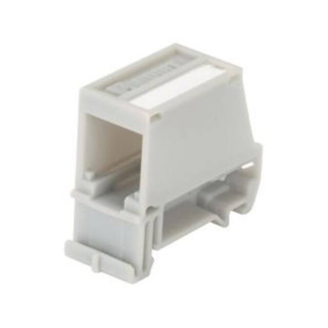 MINI-COM DIN RAIL MOUNT ADAPTER【CADIN1WH】