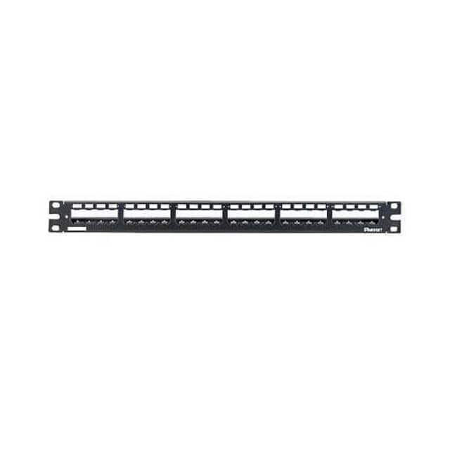 【CP24WSBLY】PATCH PANEL, 24 PORT, ALL METAL,