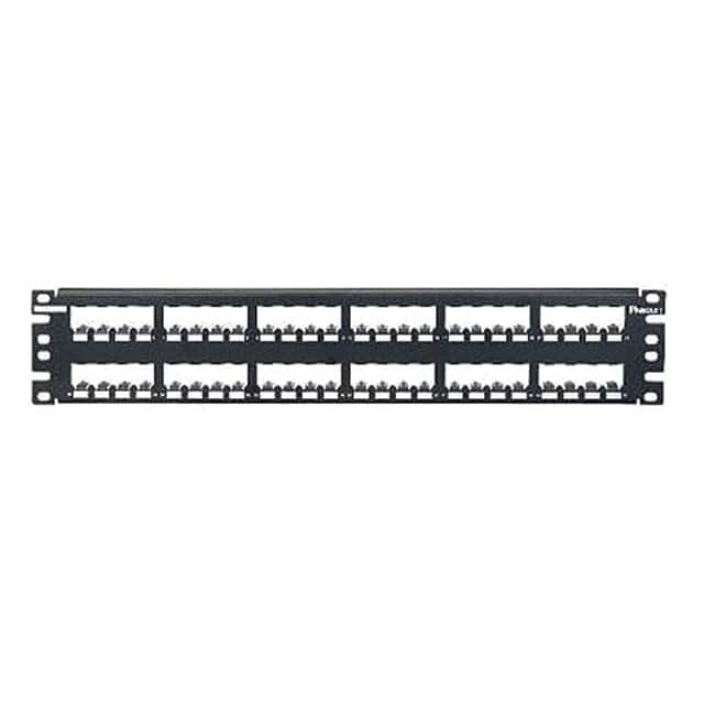 MINI COM 48-PORT MODULAR ALL MET【CP48BLY】