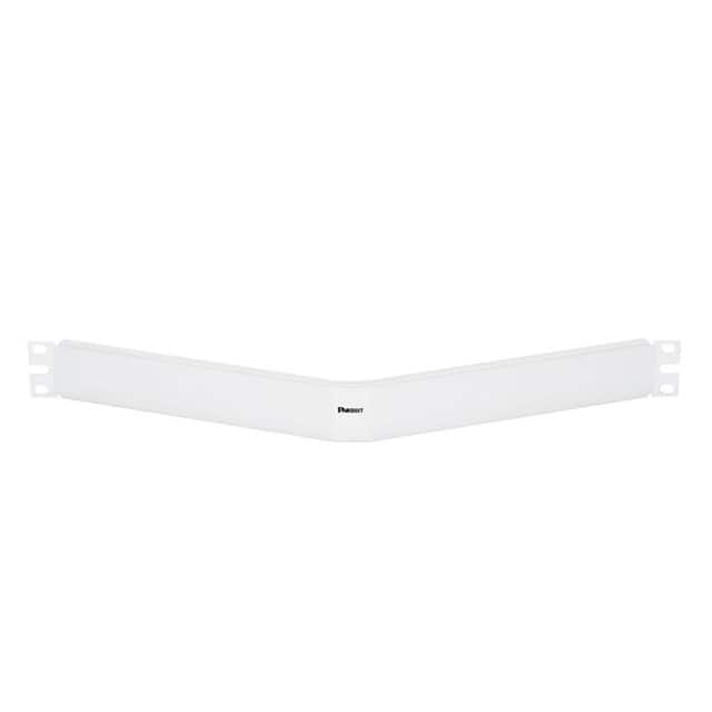 【CPAF1WH】ANGLED FILLER PANEL 1 RU, WHITE