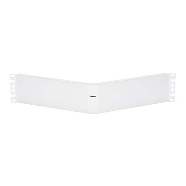 【CPAF2WH】ANGLED FILLER PANEL 2 RU, WHITE