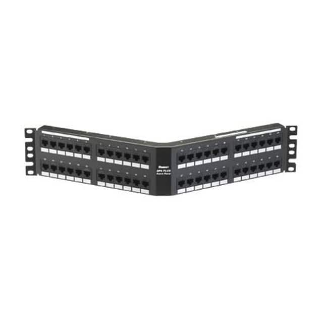 【DPA48688TGY】PATCH PANEL 48-PORT