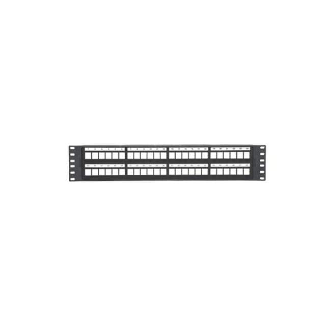 【NKPP48P】PATCH PANEL 48 PORT