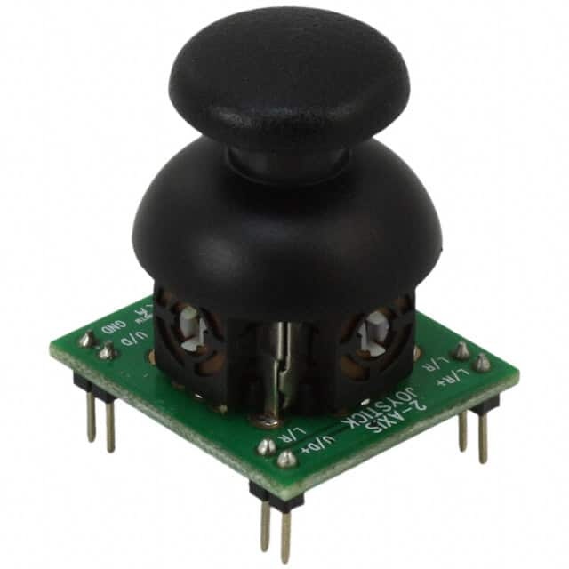 【27800】JOYSTICK 10K OHM 2 AXIS TH 0.01W