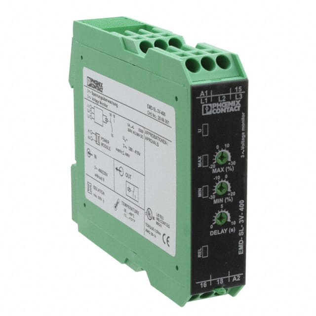 【2866051】ELECTRONIC MONITORING RELAY