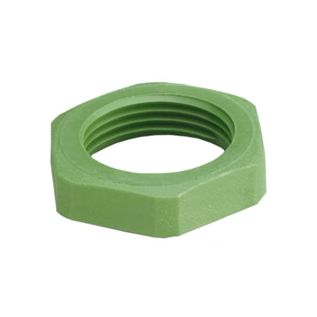【1640702】HEX NUT PLASTIC